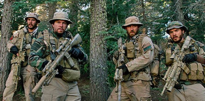 Lone Survivor parents guide