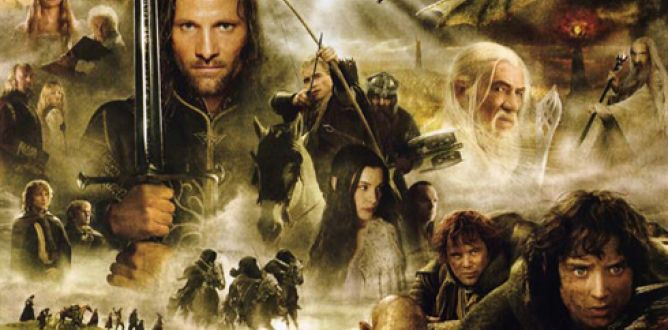 Picture from Lord of the Rings Trilogy: Extended Editions