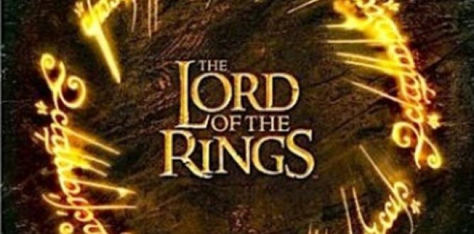 Lord of the Rings Trilogy parents guide
