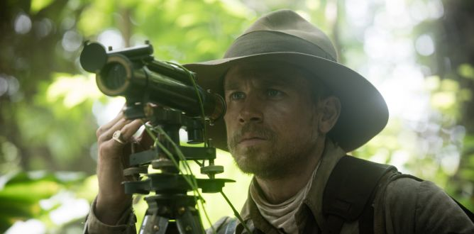 The Lost City of Z parents guide
