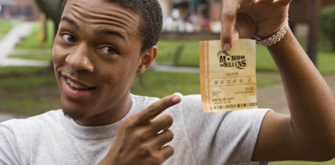 The Lottery Ticket parents guide