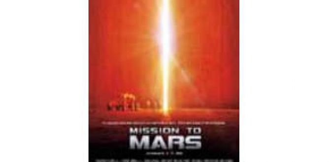 Mission To Mars parents guide