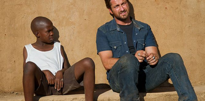 Picture from Machine Gun Preacher