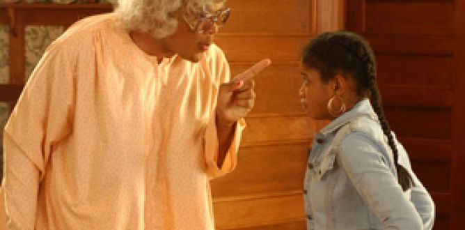 Madea's Family Reunion parents guide