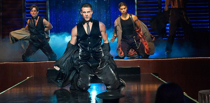 Picture from Magic Mike