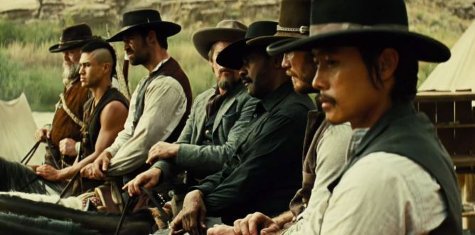 The Magnificent Seven (2016) parents guide