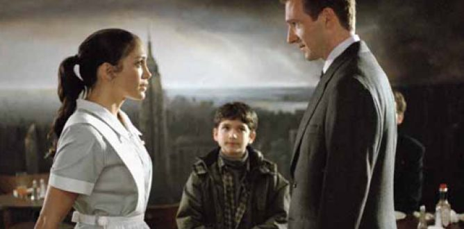 Maid In Manhattan parents guide