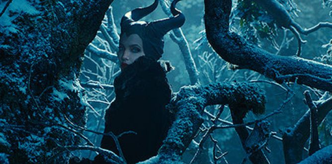 Picture from Maleficent