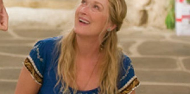 Picture from Mamma Mia!