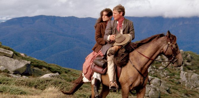 The Man From Snowy River parents guide