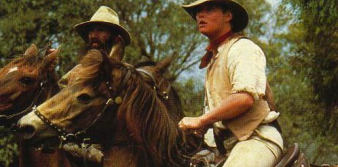 Picture from The Man From Snowy River