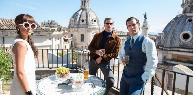 The Man from U.N.C.L.E. parents guide