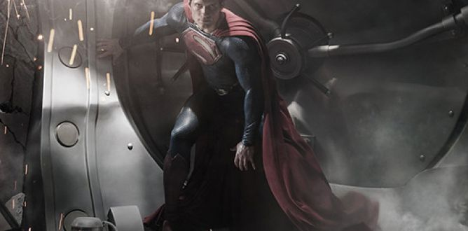 Man of Steel parents guide