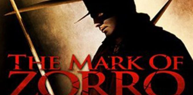 Picture from Mark of Zorro