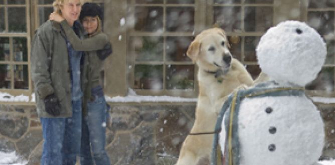 Marley & Me parents guide