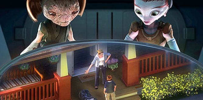Mars Needs Moms parents guide
