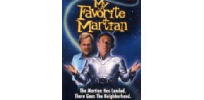 My Favorite Martian parents guide
