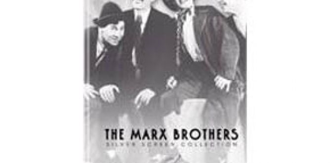 The Marx Brothers Silver Screen Collection parents guide