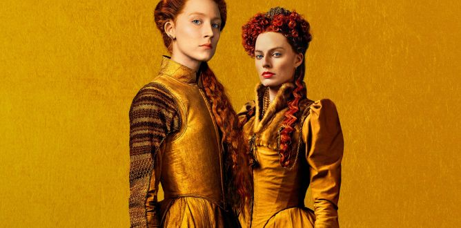 Mary Queen of Scots parents guide