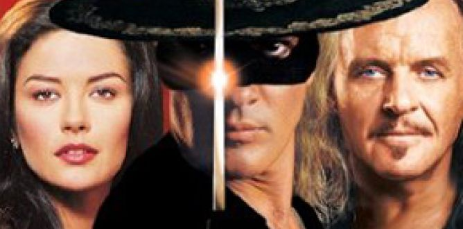 The Mask Of Zorro parents guide