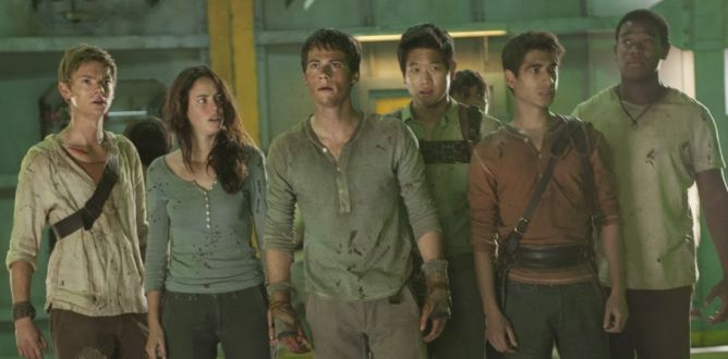 Maze Runner: The Scorch Trials parents guide