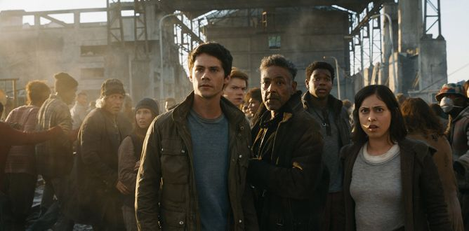 Maze Runner: The Death Cure parents guide
