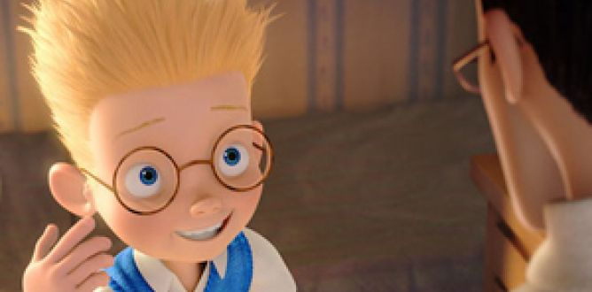 Meet the Robinsons parents guide