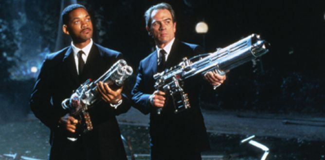 Picture from Men In Black