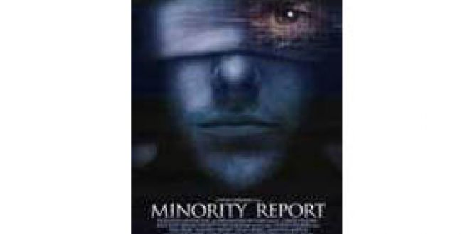Minority Report parents guide