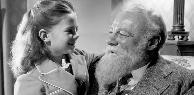 Miracle On 34th Street (1947) parents guide