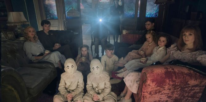 Miss Peregrine's Home for Peculiar Children parents guide