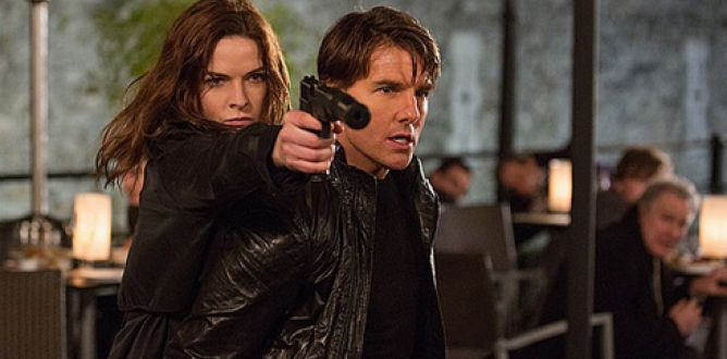 Mission: Impossible - Rogue Nation parents guide