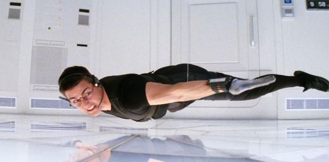 Picture from Mission Impossible