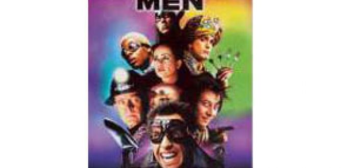 Mystery Men parents guide