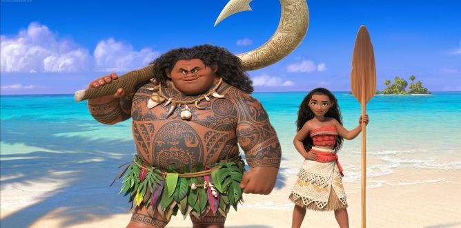 Moana parents guide