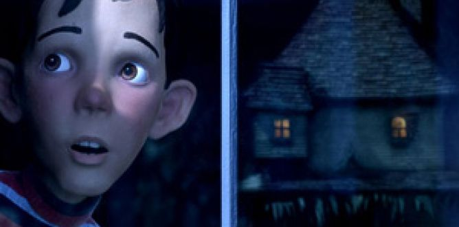 Picture from Monster House