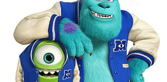 Picture from Monsters University