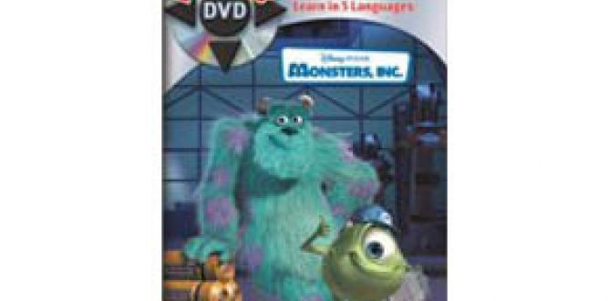 Monsters, Inc. Read-Along DVD parents guide