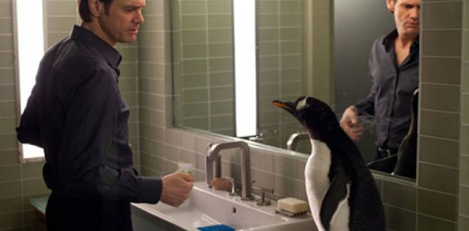 Picture from Mr. Popper's Penguins