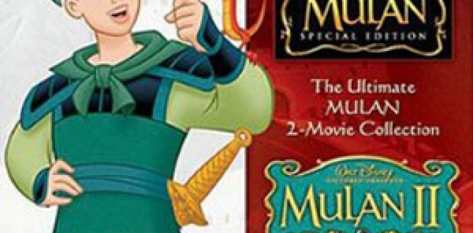 Mulan and Mulan II 3-Disc Collector's Set parents guide