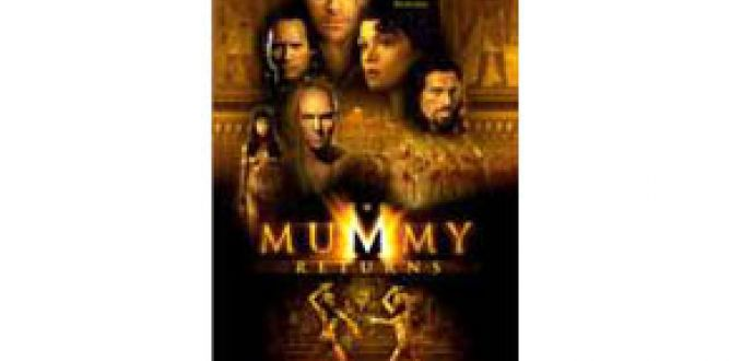 The Mummy Returns parents guide