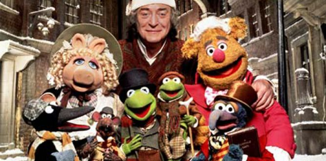 Picture from The Muppet Christmas Carol