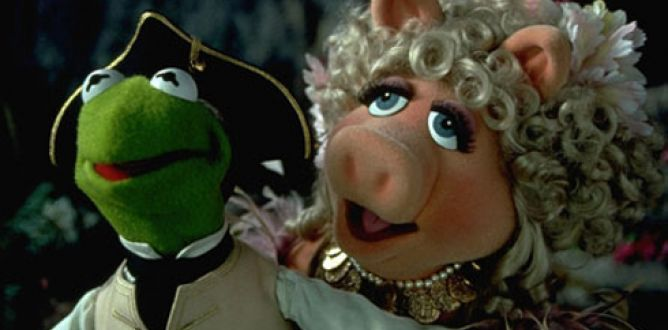 Muppet Treasure Island parents guide