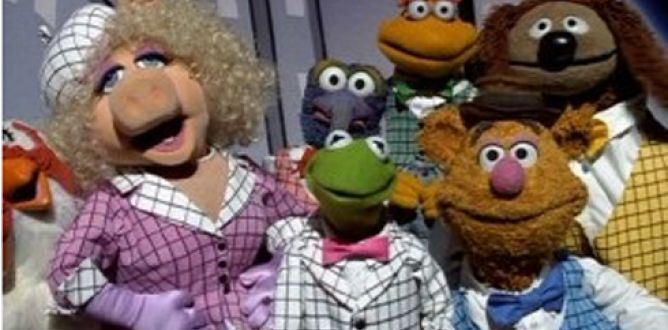 Picture from The Muppets Take Manhattan