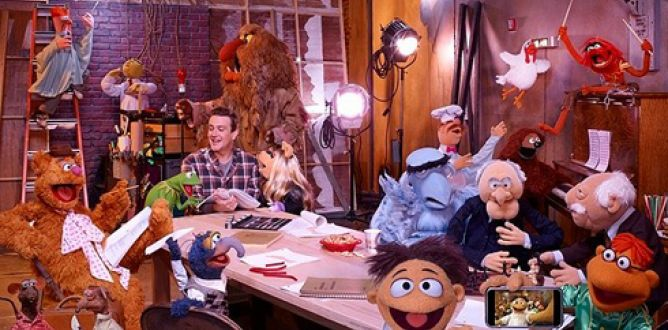 Picture from The Muppets