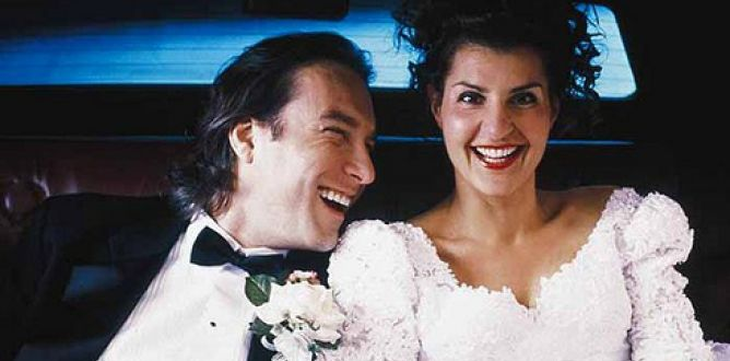 My Big Fat Greek Wedding parents guide