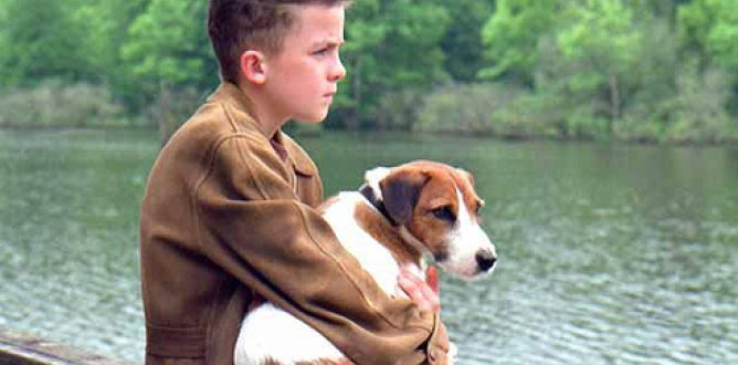My Dog Skip parents guide