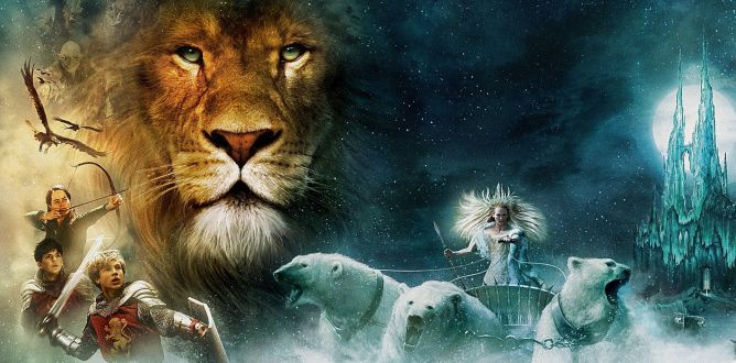 The Chronicles Of Narnia The Lion The Witch And The Wardrobe Movie