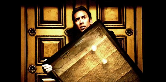 National Treasure parents guide