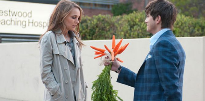 Picture from No Strings Attached